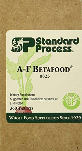 Standard Process A-F Betafood 0825, 360 Tablets