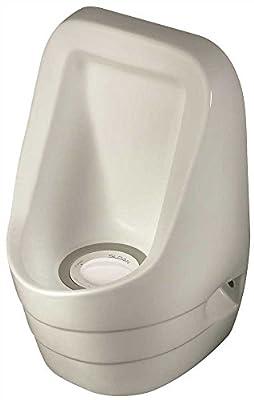 "Sloan WES-4000 Waterless Urinal - White, 22-5/8"" x 15-3/8"" x 14"""