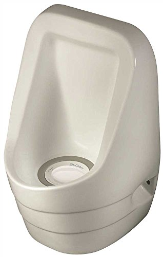 Sloan WES-4000 Waterless Urinal - White, 22-5/8
