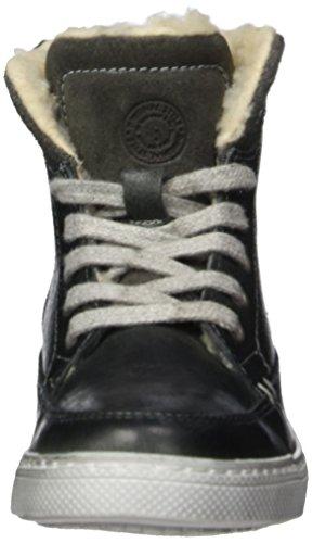 Bullboxer - Zapatillas de cuero para jovenes Azul (BLUE)