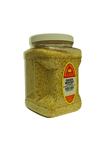 Marshalls Creek Spices Family Size Onion Minced Seasoning, 32 Ounce by Marshall's Creek Spices