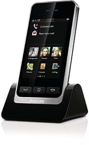 Philips S10H - Teléfono fijo digital (inalámbrico