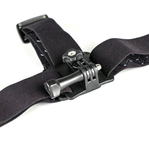 UPC 815849012813, Swann SWVID-FREE02-GL Freestyle Head Strap Mount (Black)