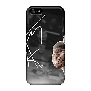 Iphone Cover Case - Cm Punk Wwe12 Sport Protective Case Compatibel With Iphone 5/5s