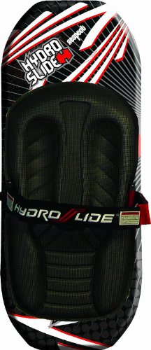 Hydroslide Respect Kneeboard (Black, 52-Inch) by Hydro Slide