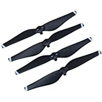 Taoke 4pcs Quick Release Propellers for DJI Mavic Air (White)