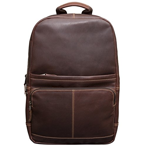 Canyon Leather Backpack - 1