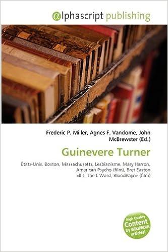 Télécharger en ligne Guinevere Turner epub, pdf