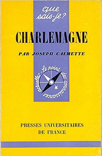 Livre gratuits Charlemagne pdf