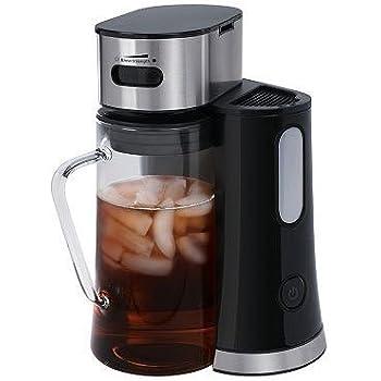 Amazon Com New Oster Bvst Tm25 2 5 Quart Chill Iced Tea