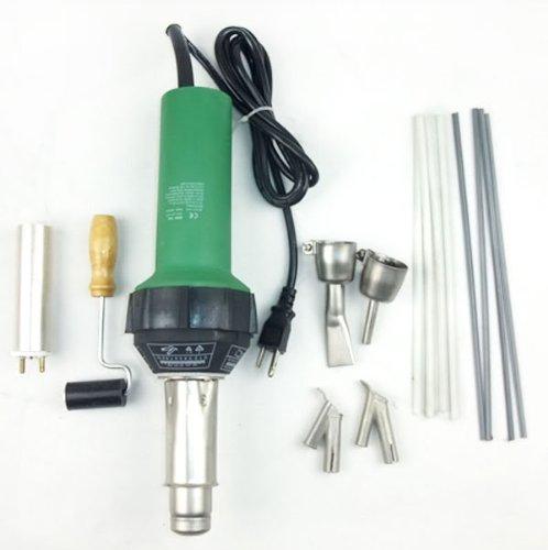 Huhushop 110V Hot Air Torch Plastic Welding Gun Welder Pisto