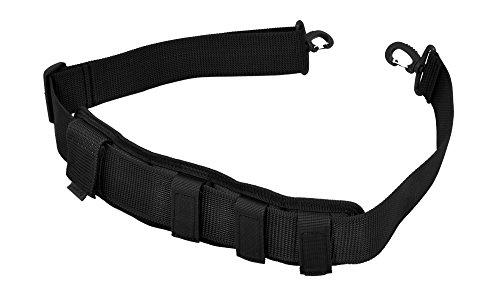 HAZARD 4 2-Inch Shoulder Strap with Removable Pad, Black (Mail Straps)