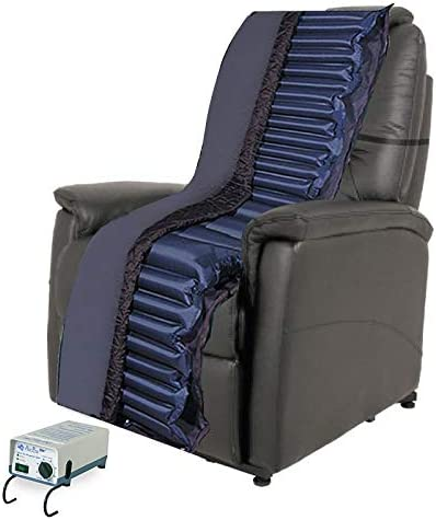 Alternating Air Pressure PAD & Pump for Lazy BOY Recliner Prevent or Treat Pressure Sore 9700GRLB EP Blue Chip Medical