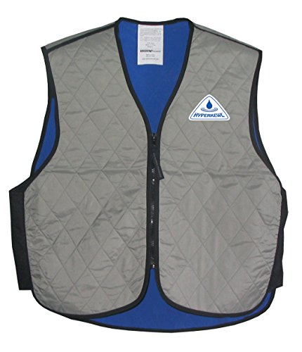 TechNiche International Adult HyperKewl Cooling Sport Vest, X-Large, Silver