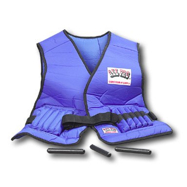 All Pro Weight Adjustable Power Vest, 20-Pound