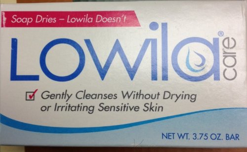 PACK OF 3 EACH LOWILA CLEANSER BAR 3.75OZ PT#10631030001 by Marble Medical