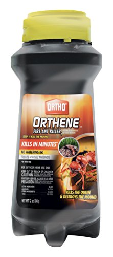 Ortho 0275510 Fire Ant Killer, 2 pack -12 OZ ()