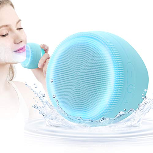 CHITRONIC Vibrating Facial Cleansing Silicone