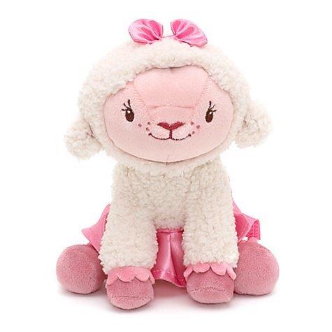 Disney Doc McStuffins Lambie 18 cm Mini Bean Bag Plush Toy Junior
