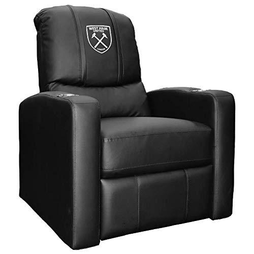 West Ham United Mono Crest Logo Stealth Recliner by Dreamseat