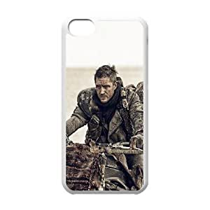 iPhone 5c Cell Phone Case White hf65 mad max fury road max tom hardy film Xswcw