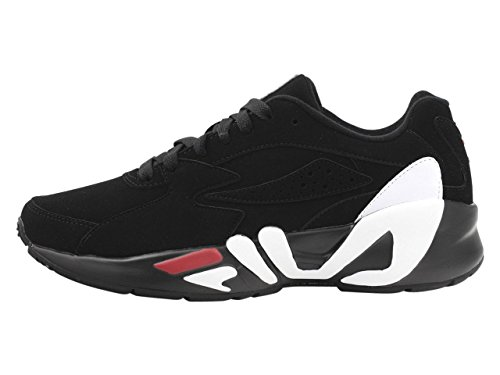 MINDBLOWER Chaussure Homme Sneakers Fila Fila White Black 1RM00201 Red EzFUE4Pq