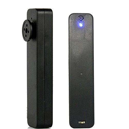 Unique Gadget HD Mini DV DVR Voice Video Recorder Portable Button HY 900 4 GB Hidden Pinhole Spy Camera   SPBTM