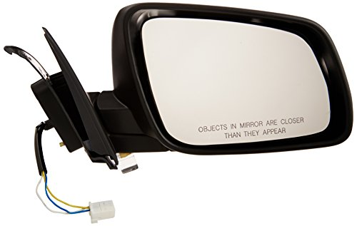 - OE Replacement Mitsubishi Lancer Passenger Side Mirror Outside Rear View (Partslink Number MI1321129)