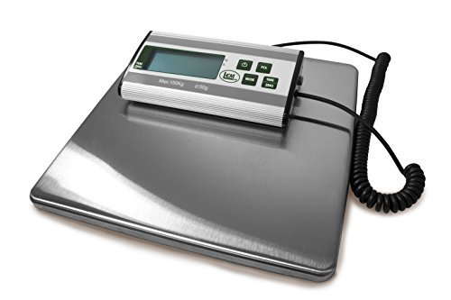 Digital Game Scale (LEM Products 1167 Stainless Steel Digital Scale (330-Pound)