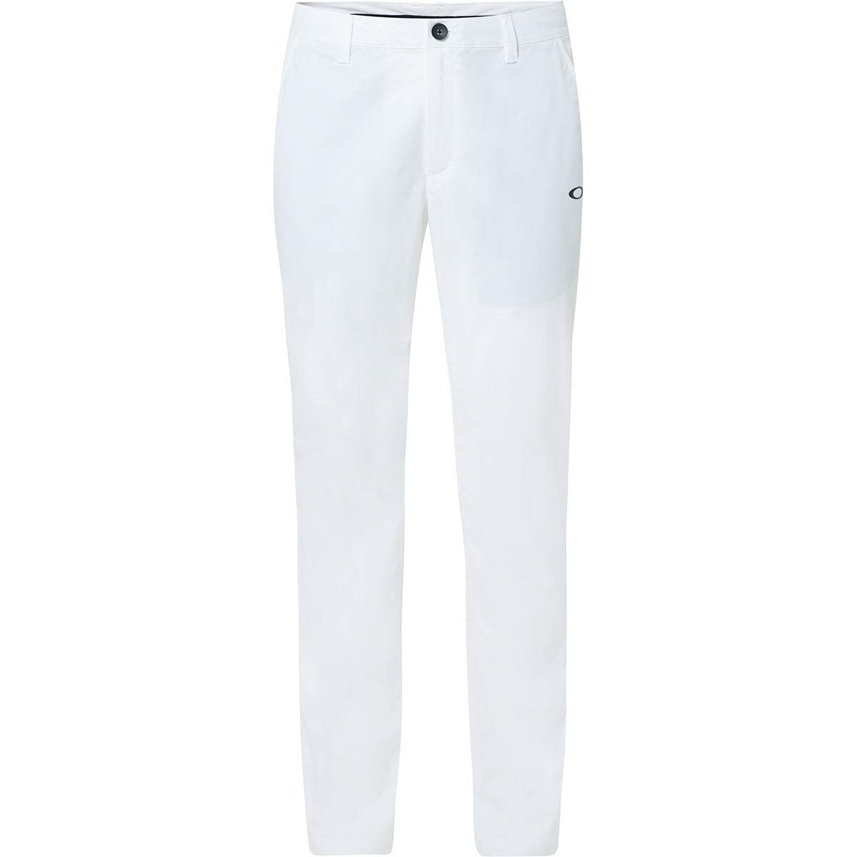 Oakley Men's Chino Icon Golf Pants,28,White by Oakley