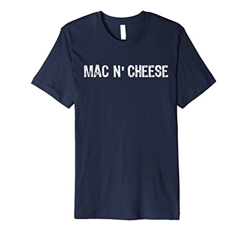 Mens Simply Mac and Cheese Shirt, Funny Pasta Lover Tee S...