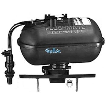 Amazon.com: Flushmate M-101526-F3BK Sloan Flushmate 501-B ...