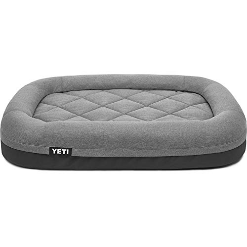 YETI Trailhead Two-in-One Dog Bed, Charcoal