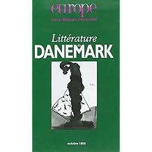 EUROPE #810 : LITTÉRATURE DU DANEMARK OCTOBRE 96