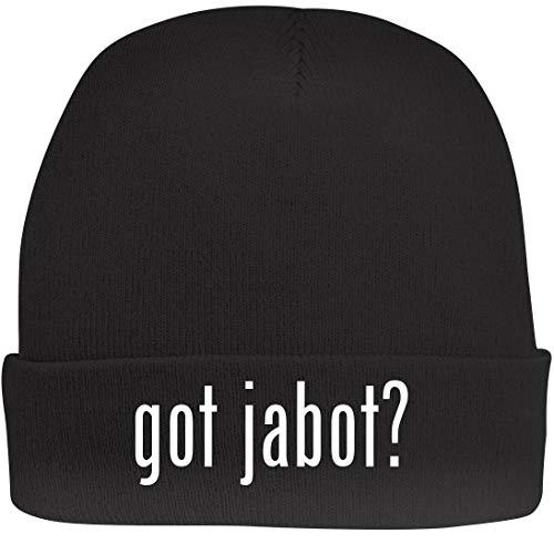 Shirt Me Up got Jabot? - A Nice Beanie Cap, Black, OSFA]()