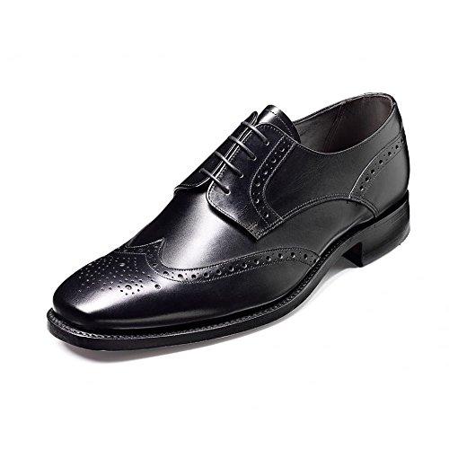 Barker , Richelieu homme - Noir - Black Calf, 7.5 UK / 41.5 EU