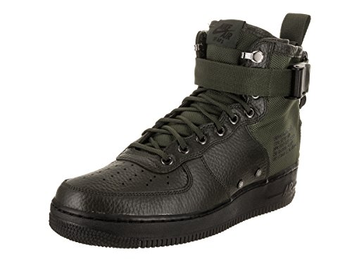 save off a48eb da617 Galleon - NIKE Men s SF AF1 Mid Basketball Shoe (9.5)