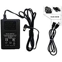 Cisco Power Supply for Power Cube 3 and 2, Also Works with Polycom VVX Phones, 2 Year Protection - 6 Foot Power Cord Included