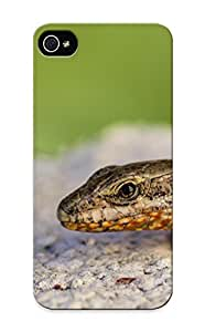 Storydnrmue High Quality Animal Lizard Case For Iphone 5/5s / Perfect Case For Lovers
