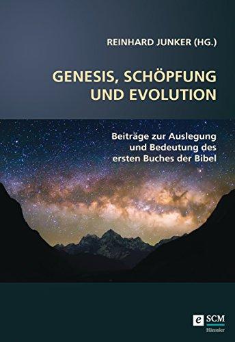 Genesis, Schöpfung und Evolution. von Karl-Heinz Vanheiden
