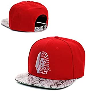 Hip Hop ajustable Last Kings – Gorra de béisbol Lua: Amazon.es ...