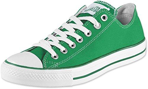 Converse Chuck Taylor All Star Core Ox, Zapatillas Unisex Verde - verde