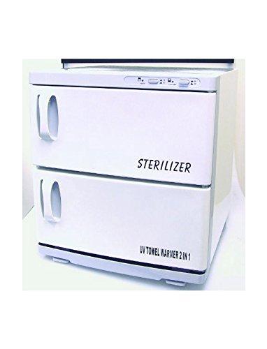 Annie International 2 In 1 UV Sterilizer Towel Warmer 5659