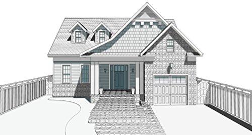 Chief Architect Home Designer Essentials 2017 Import It All