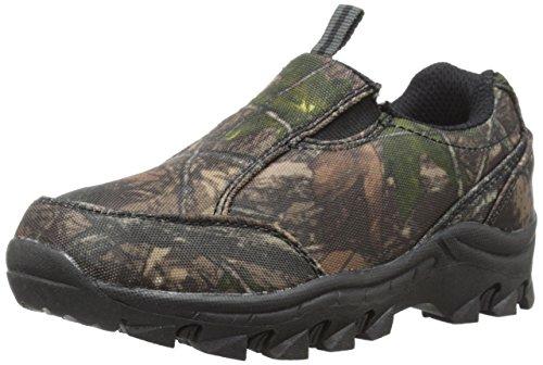 Northside Omak JR Outdoor Shoe (Little Kid/Big Kid), Brown Camo, 3 M US Little Kid