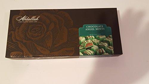 Angel Mint Candy - Abdallah Chocolates Angel Mints 7.5 oz.