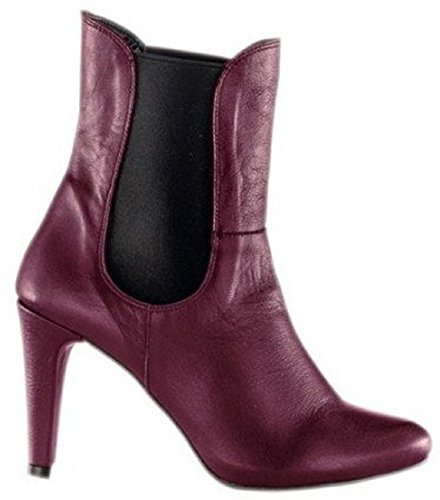 Stiefelette Class bordeaux Stivali Donna Rosso International O1ppwHqFP