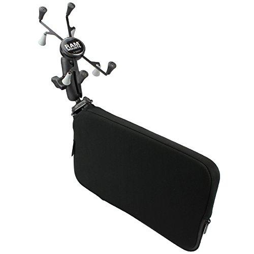 RAM Mount Tough Wedge X-Grip - Black