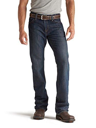 Ariat Men's Shale Fire Resistant Bootcut Work Jeans Denim 31W x 34L by Ariat