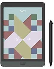 BOOX Nova3 Color 7,8 tums e-bok surfplatta Android 10.0 främre ljus 32 GB färg OTG WiFi BT USB-C svart